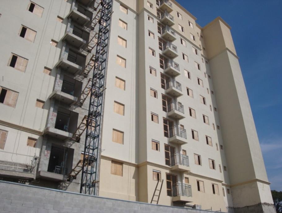 Acabamento e fachada