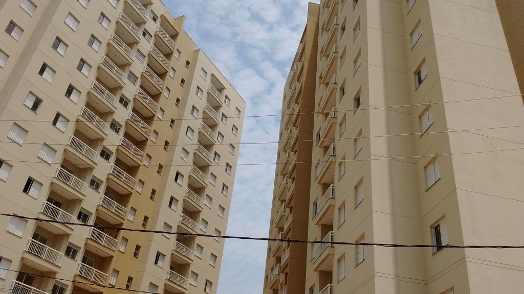 Fachada de Obra Finalizada em Taboão da Serra (SP)